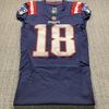 NFL - Patriots Matthew Slater Signed Jersey Size 38