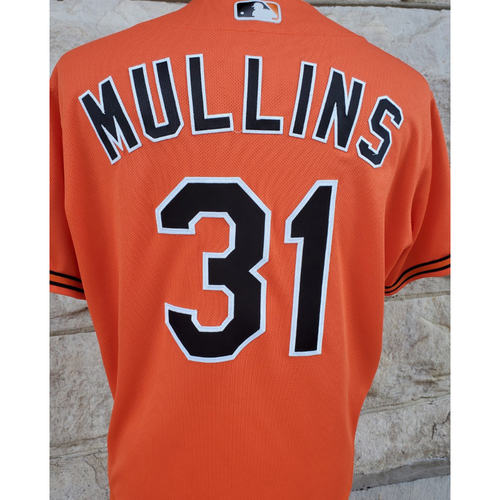 Photo of Cedric Mullins: Jersey - Game Used (HR - 9/11/21 vs. Blue Jays (Game 2))