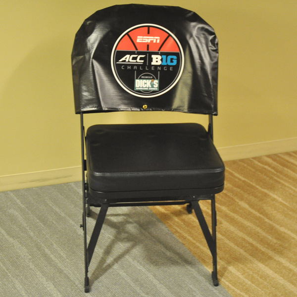Photo of ACC/Big Ten Challenge Seatbacks