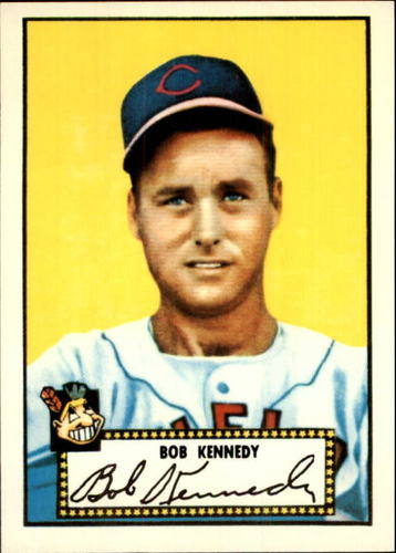 Photo of 1983 Topps 1952 Reprint #77 Bob Kennedy