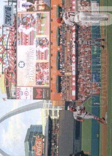 Photo of 2018 Stadium Club #167 Dexter Fowler