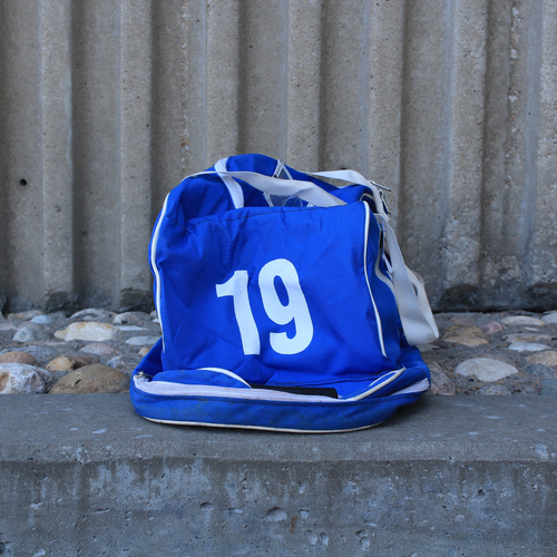 Photo of Team-Issued Equipment Bag: Cheslor Cuthbert