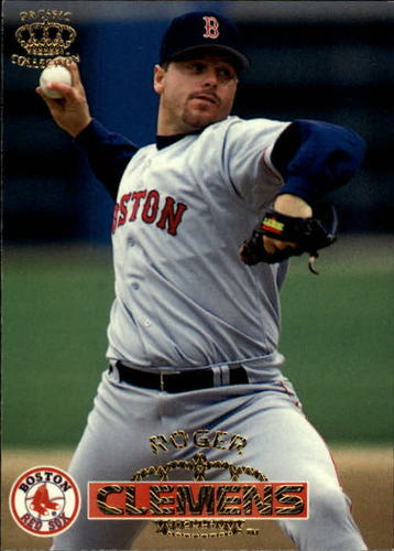 Photo of 1996 Pacific #258 Roger Clemens