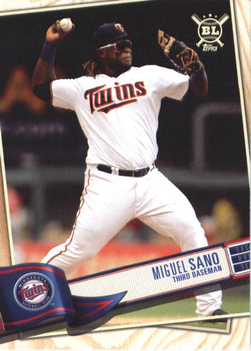 Photo of 2019 Topps Big League #31 Miguel Sano