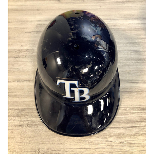Team Issued Catcher's Helmet: Adam Moore