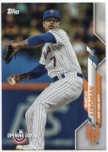 Photo of 2020 Topps Opening Day #152 Marcus Stroman