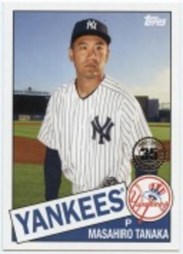 Photo of 2020 Topps '85 Topps Series 2 #85TB28 Masahiro Tanaka