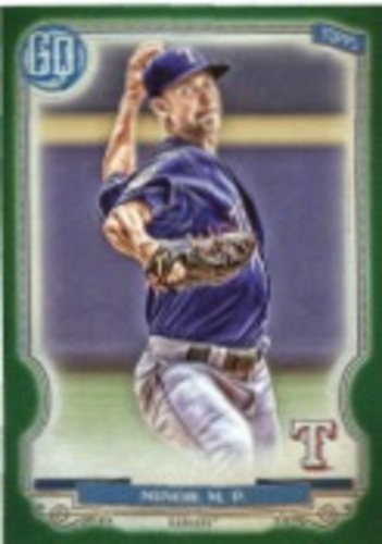 Photo of 2020 Topps Gypsy Queen Green #160 Mike Minor