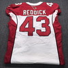 STS - Cardinals Haason Reddick Game Used Jersey (11/11/18) size 44