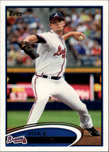 Photo of 2012 Topps #227 Mike Minor