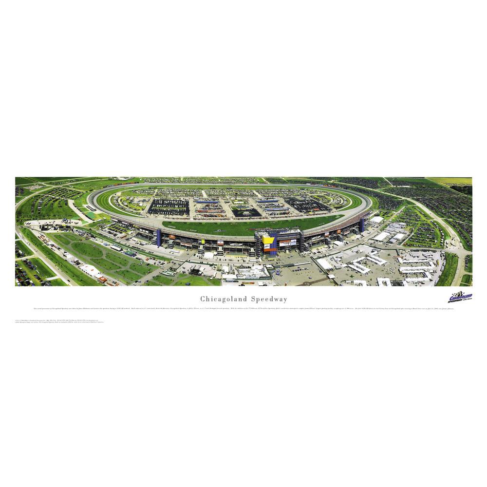 Chicagoland Speedway 13.5