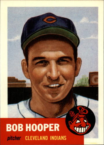 Photo of 1991 Topps Archives 1953 #84 Bob Hooper