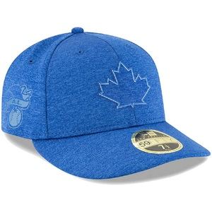 Toronto Blue Jays Low Crown Shadow Tech Cap by New Era