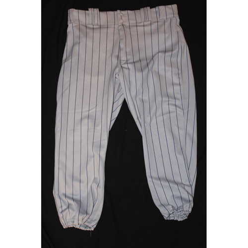 Photo of Game-Used Pants: Steve Liddle (Size 36-40-23 - DET at KC - 5/6/18)