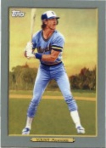 Photo of 2020 Topps Turkey Red '20 Series 2 #TR51 Robin Yount