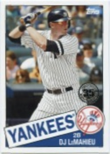 Photo of 2020 Topps '85 Topps Series 2 #85TB30 DJ LeMahieu