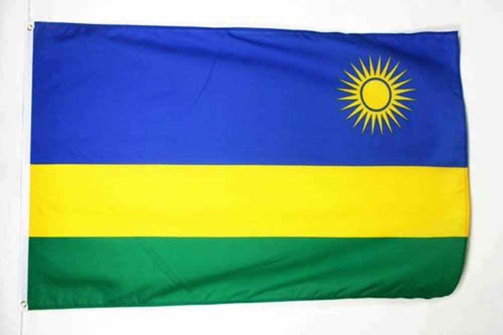 Photo of AZ FLAG Rwanda Flag
