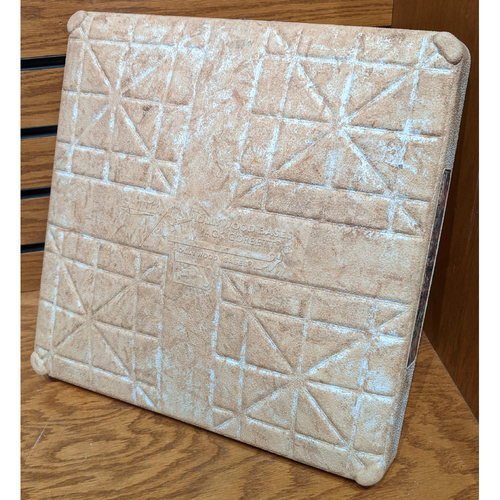 Photo of Red Sox vs. Phillies August 18-19, 2020 Game Used 2nd Base