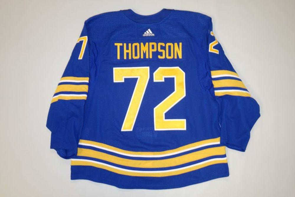Tage Thompson 2020-21 Buffalo Sabres Set 2 Home Jersey