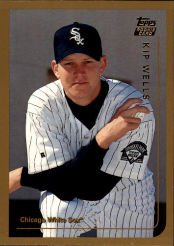 Photo of 1999 Topps Traded #T63 Kip Wells RC