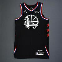 Kevin Durant - 2019 NBA All-Star Game - Team LeBron - Game-Worn Jersey - Most Valuable Player - 1st Half Only