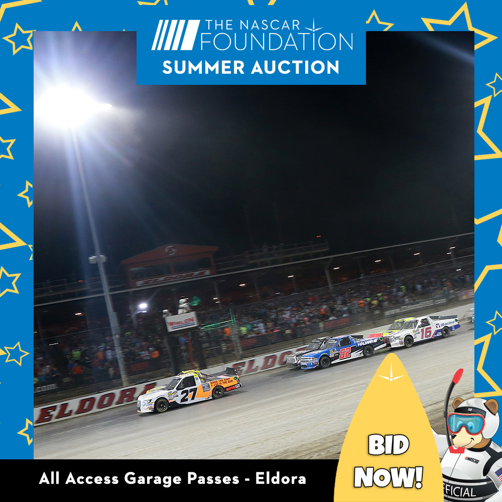 All Access Garage Passes at Eldora!