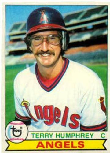 Photo of 1979 Topps #503 Terry Humphrey