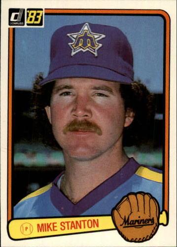 Photo of 1983 Donruss #433 Mike Stanton