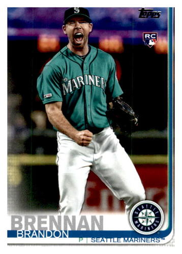 Photo of 2019 Topps Update #US11 Brandon Brennan RC