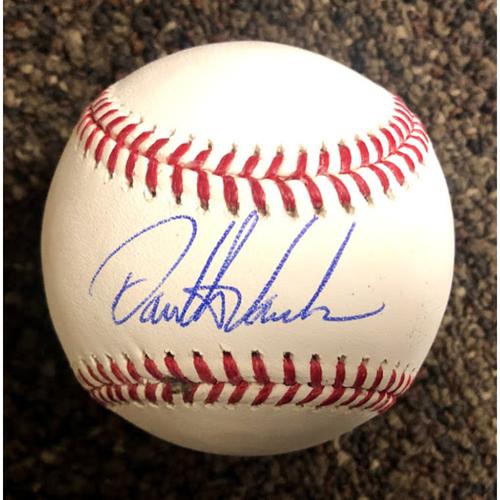 Daulton Varsho Autographed Baseball