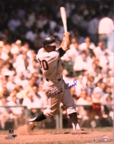 Photo of Orlando Cepeda Autographed 16x20 Photograph (Giants - Batting)