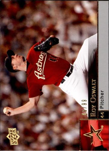 Photo of 2009 Upper Deck Gold #664 Roy Oswalt /99