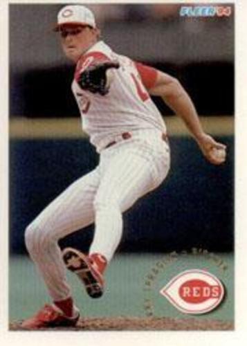 Photo of 1994 Fleer #430 Jerry Spradlin RC