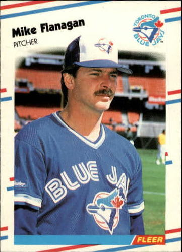 Photo of 1988 Fleer Update #67 Mike Flanagan