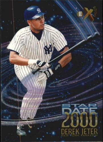 Photo of 1997 E-X2000 Star Date 2000 #7 Derek Jeter