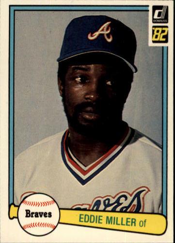 Photo of 1982 Donruss #425 Eddie Miller