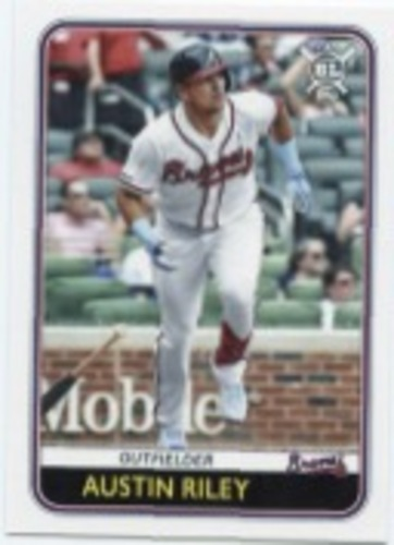 Photo of 2020 Topps Big League #50 Austin Riley