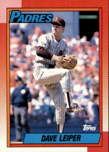 Photo of 1990 Topps #773 Dave Leiper