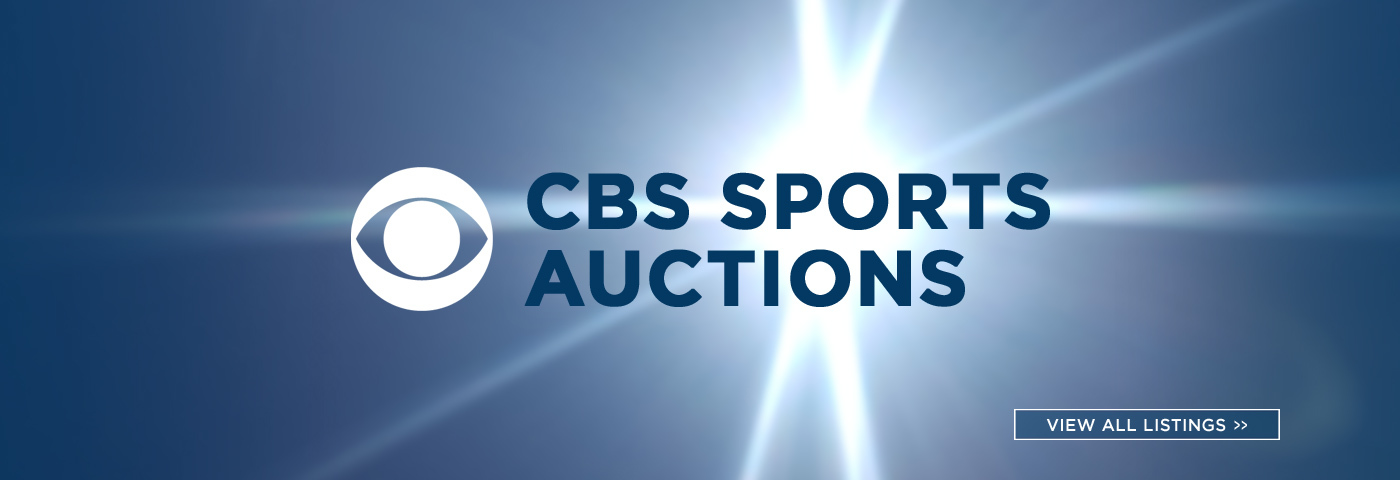 CBS Sports Auction