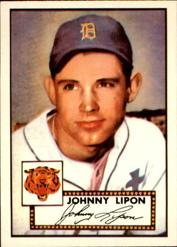 Photo of 1983 Topps 1952 Reprint #89 Johnny Lipon