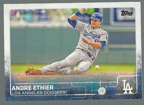 Photo of 2015 Topps #93 Andre Ethier