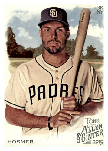 Photo of 2019 Topps Allen and Ginter #80 Eric Hosmer