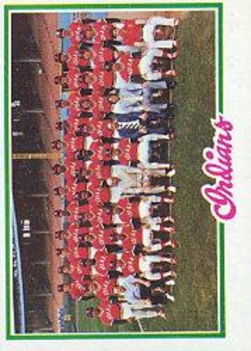 Photo of 1978 Topps #689 Cleveland Indians CL