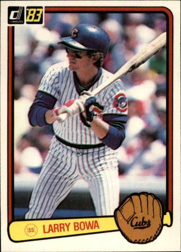 Photo of 1983 Donruss #435 Larry Bowa