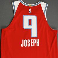 Cory Joseph - Sacramento Kings - Game-Worn City Edition Jersey - 2019-20 Season