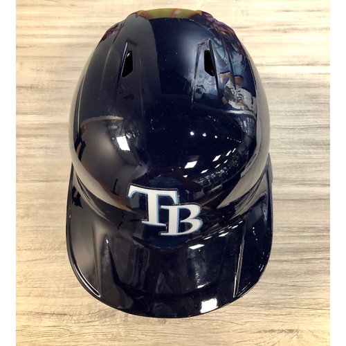 Photo of Team Issued Left-Flap Postseason Helmet