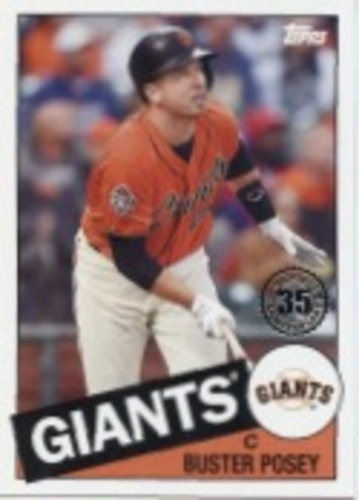 Photo of 2020 Topps '85 Topps Series 2 #85TB39 Buster Posey