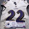 London Games - Ravens Jimmy Smith Game Used Jersey (9/24/17) Size 38
