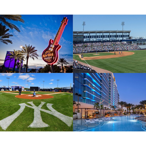 Photo of LOT #33: Tampa Spring Training Package & Seminole Hard Rock Hotel & Casino Deluxe