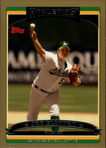 Photo of 2006 Topps Gold #143 Joe Blanton